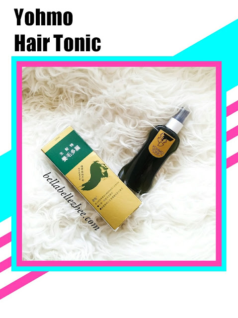 First Impression Yohmo hair Tonic