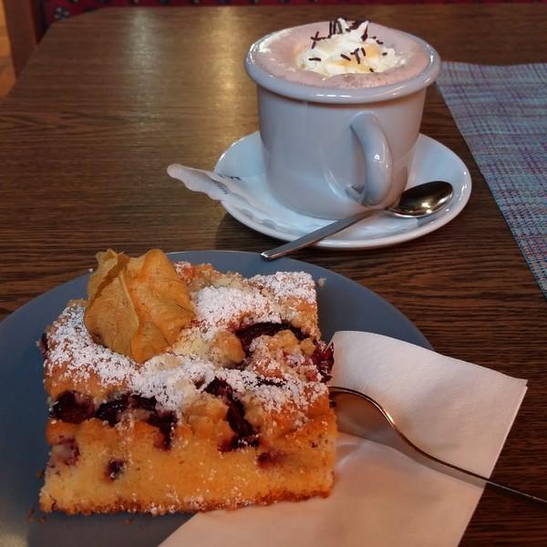 autriche tyrol zillertal zell am ziller cafe kerzenstueberl