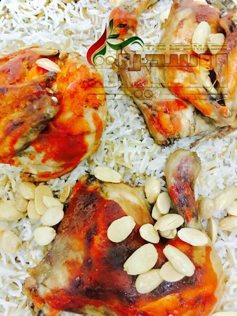 تحمير الدجاج بطريقة سرية وأفضل من المطاعم