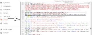 proses pemasangan kode anti bom klik