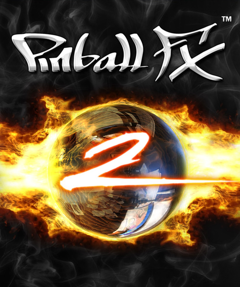 Pinball FX2 Build 030615 Update Incluye DLC REPACK Full PC ESPAÑOL Cover Caratula