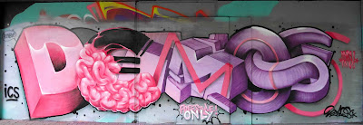 Demos graffiti