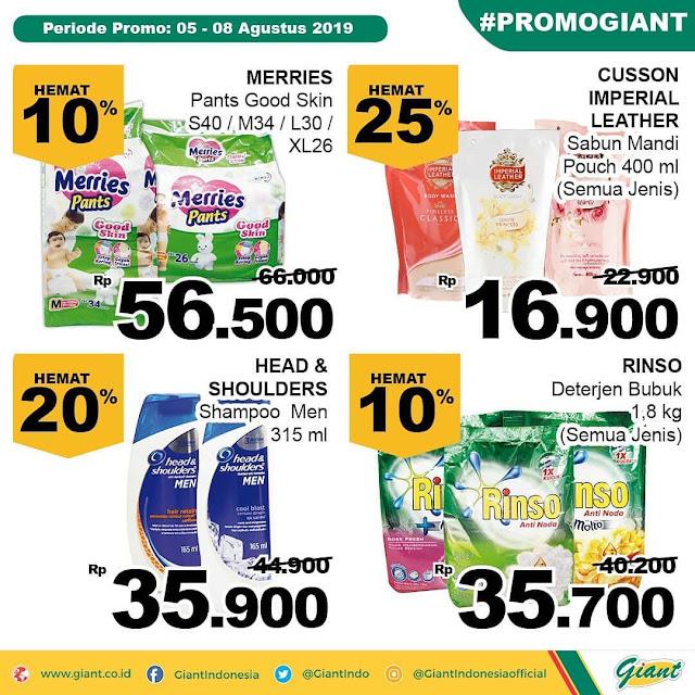 #Giant - #Promo Katalog Periode 05 - 08 Agustus 2019