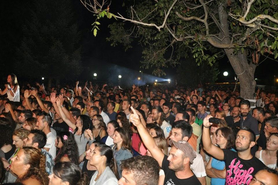 Αποτέλεσμα εικόνας για 14 Rapido Molino Music Fest 2017