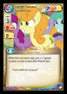 My Little Pony Golden Harvest, Bountiful Crop Equestrian Odysseys CCG Card