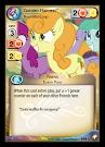 My Little Pony Golden Harvest, Bountiful Crop Equestrian Odysseys CCG Card