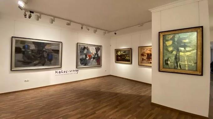 Kolozsváry Zsigmond munkáiból látható kiállítás Budapesten