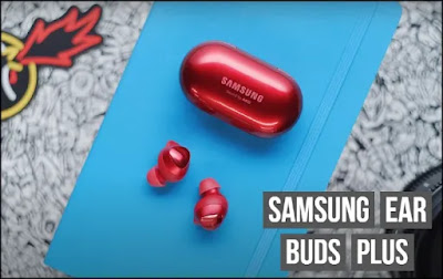 Samsung Galaxy Buds Plus: Best Ear Buds in Segment