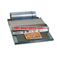 Hand Wrapping Machine (mesin wrapping makanan)