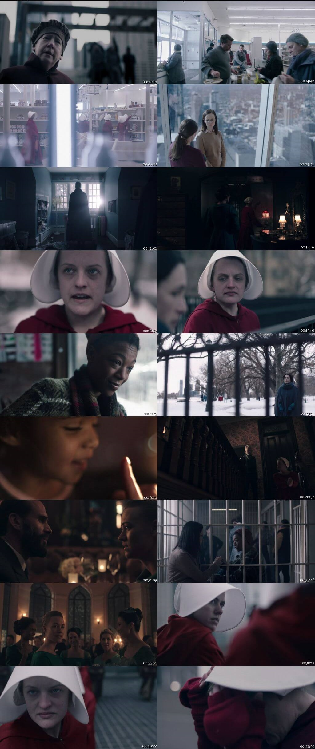 Screenshots Of English Show The Handmaids Tale Season 03 Episode 06 2019 WEB-DL 720P 300MB