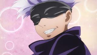 Hellominju.com : 呪術廻戦アニメ 「五条悟(CV.中村悠一)」    Jujutsu Kaisen Gojo Satoru   Hello Anime !