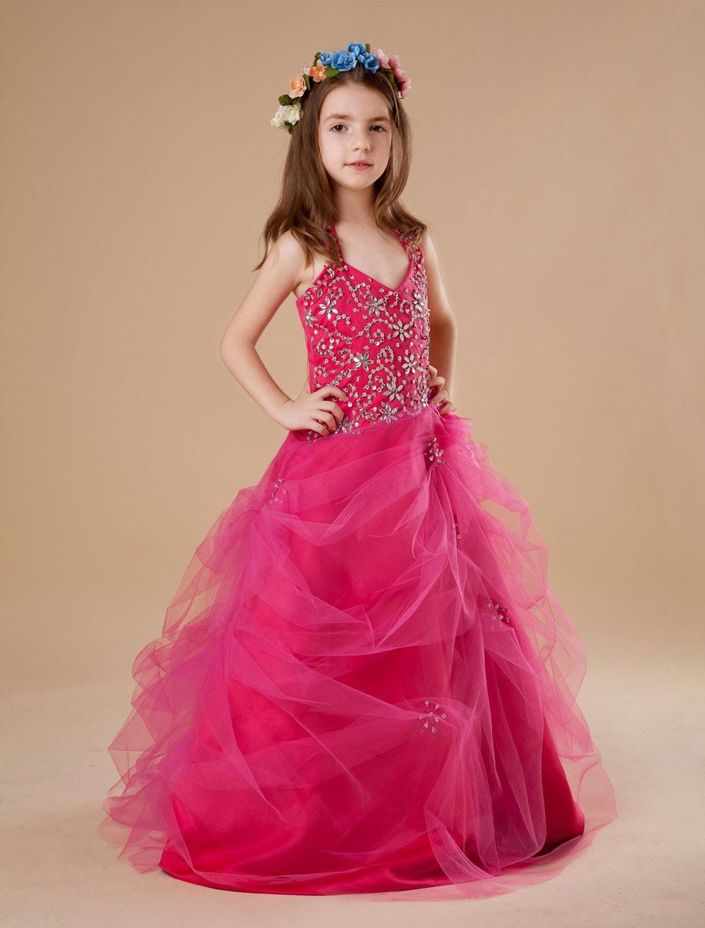 14 August Dresses For Baby Girl
