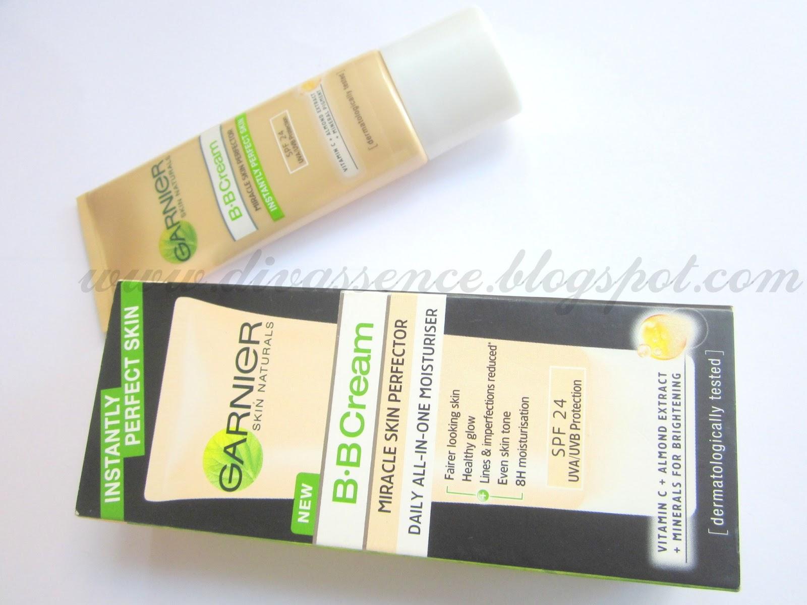 Garnier Skin Naturals Miracle Skin Perfector Bb Cream India