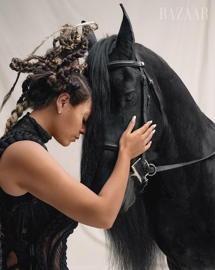 Beyoncé - Harper's Bazaar September 2021 Issue