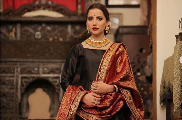 Actress Saniya Shamshad