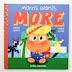 Morris Wants More by Joshua Siegal and Amélie Falière - Review by LittleFolk Tales