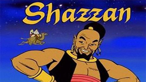 """ANIMAÇÃO EM FOCO: """"SHAZZAN"""" (1967) - UMA VIAGEM PELAS MIL E UMA NOITES!!"""