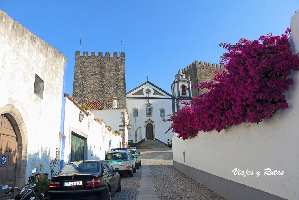 Iglesia de São Tiago de Óbidos