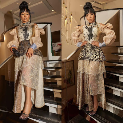 Toke Makinwa latest photos and news
