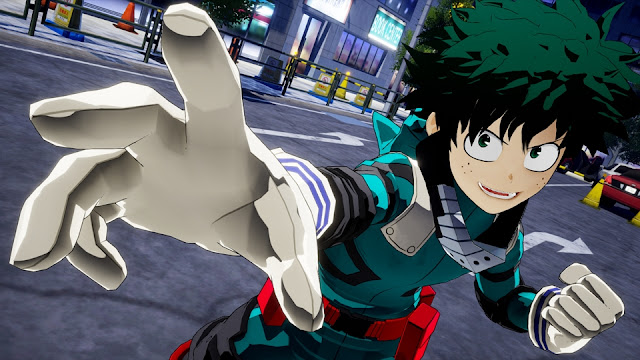 Boku no Hero Academia: One's Justice