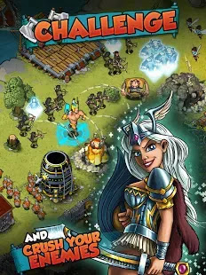 تحميل لعبه Vikings Gone Wild مهكره
