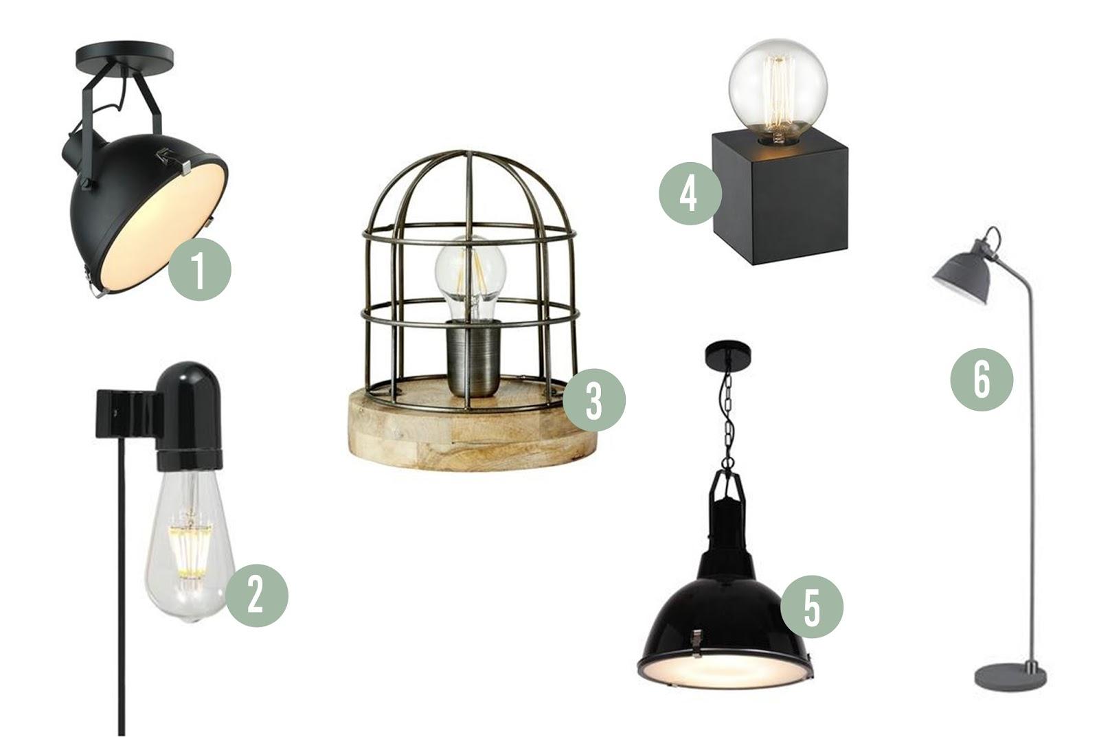 inspiratie industri le lampen van karwei onder de 100