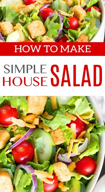 Classic House Salad Recipe