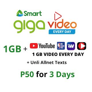 Smart GIGA VIDEO 50