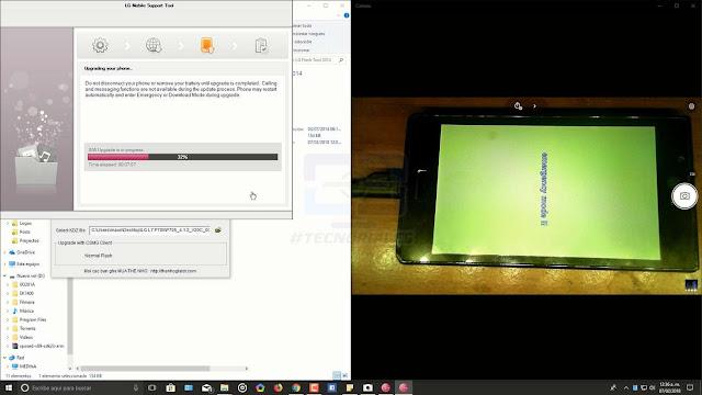 lg support tool flasheando lg l7 p705