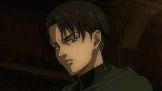 進撃の巨人アニメ第4期 リヴァイ兵長 かっこいい | Attack on Titan The Final Season | Levi Ackerman