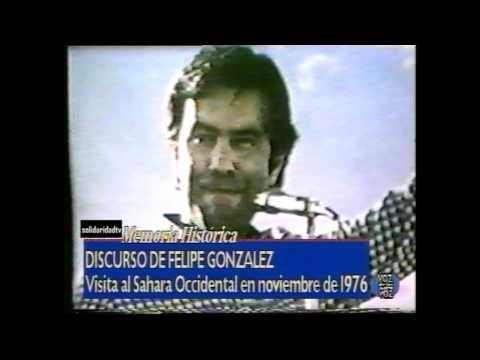 """La traición con las palabras a un pueblo saharaui, Isidoro el """"vendedor"""""""