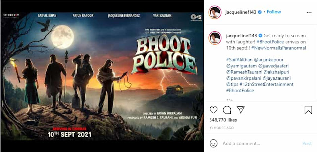 bhoot-police-release-date