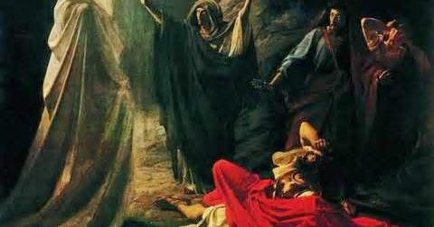 聖經教室 – 掃羅命女巫交鬼招魂是撒母耳嗎 ? ~ 聖經園地