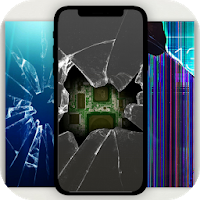 Cracked Screen Wallpaper | Prank Screen Background Apk Download