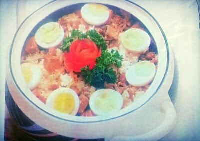 Aneka Resep Masakan nasi bakmoy