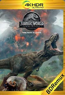 Jurassic World : El Reino Caido (2018)[BDRemux 4K] [Latino-Inglés] [Google Drive] chapelHD