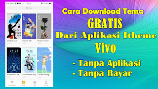 Cara Download Tema Gratis Dari Itheme Vivo V5S