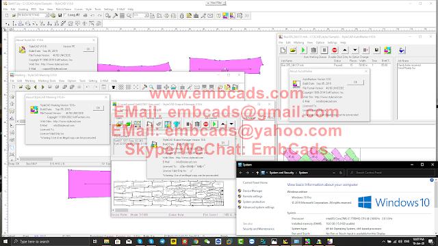 StyleCad V10.5/10.6 Multi Language Full Work Windows 10-8-7 64Bit & 32Bit