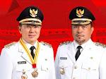 Senin,  Andrei Angouw-Richard Sualang, Dilantik Walikota dan Wawali Manado Periode 2021-2024
