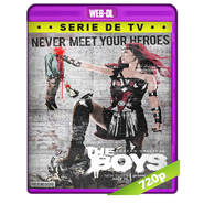 The Boys (2019) Temporada 1 Completa WEB-DL 720p Audio Dual Latino-Ingles