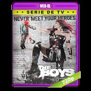 The Boys (2019) Temporada 1 Completa WEB-DL 720p Audio Dual Latino-Ingles