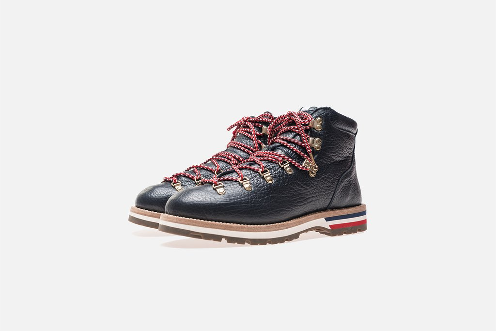 a00f36f8179 The Cool Cold Weather Collabo: Kith X Moncler Peak Mountain Boot ...