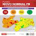 Plano Novo Normal: 14ª avaliação volta a apresentar municípios na bandeira vermelha.