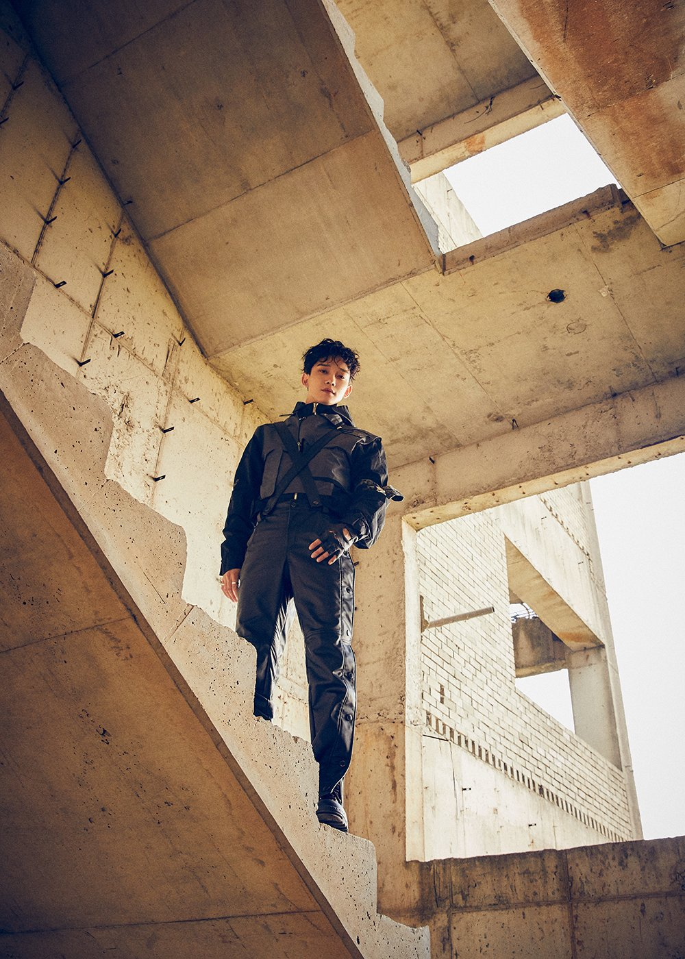 EXO's Chen Show His Fierce and Manly Looks in 'OBSESSION' Album Teaser