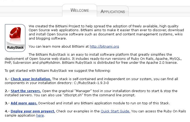 Bitnami Blog: October 2012