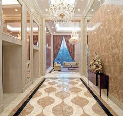 UK Marble Floor Tile