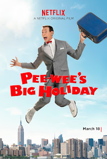 Pee-wee's Big Holiday – Dublado (2016)