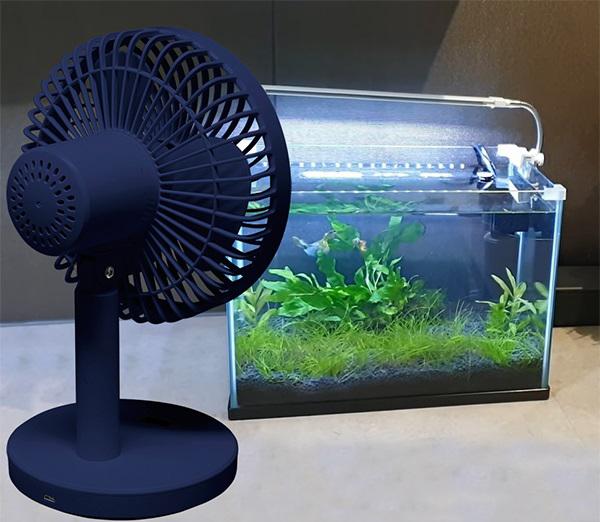 How Does an Aquarium Cooling Fan Work?