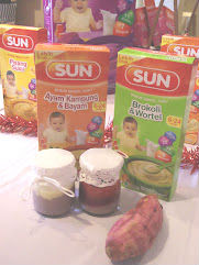 SUN Varian Baru Mengandung Ubi Ungu, Super Food Sumber Energi Dan Imun Alami Untuk Bayi