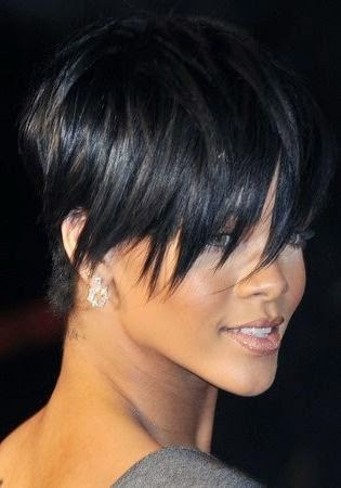 locka ett kort hår